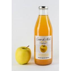 Succo di mela bottiglie da lt. 1