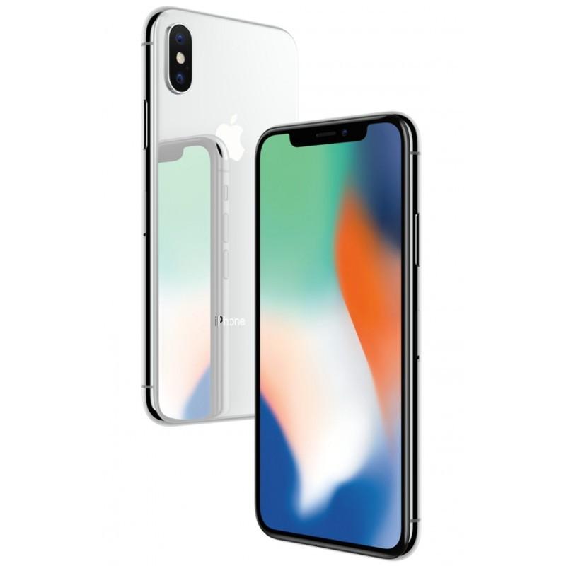 iPhone x 64gb, argento